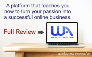 wealthy affiliate full review banner