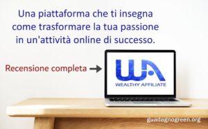wealthy affiliate recensione completa
