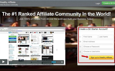 Wealthy Affiliate Honest Review