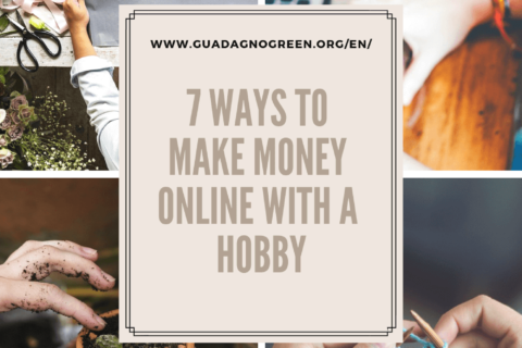 Work Online From Home: How To Make Money With A Hobby?