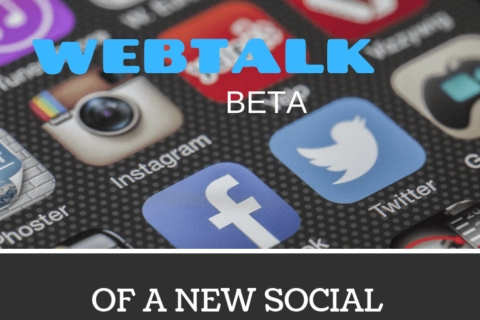 What Is Webtalk Beta? Review Of A New Social Network.
