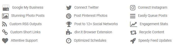 dlvrit features