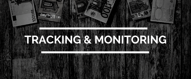 how to earn money with affiliate marketing - rule 6 - tracking and monitoring